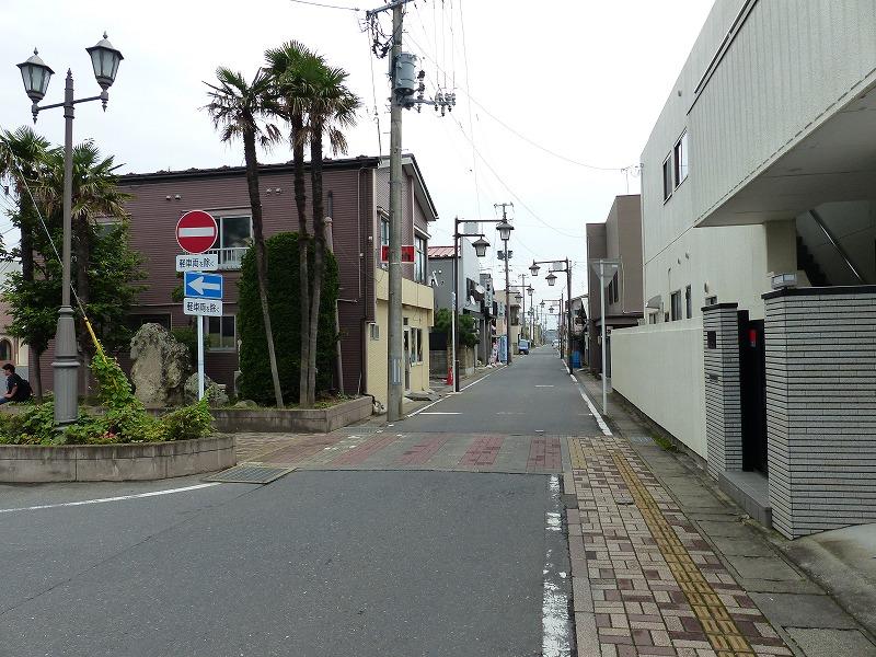 矢本駅前 一通出口